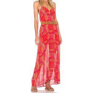 Show me your MuMu erlyn maxi dress